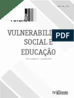 Vulnerabilidade e Educacao