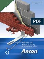 Wall Ties (1) ANCON