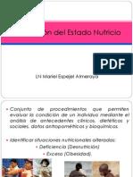 Evaluación Edo Nut Antropometria