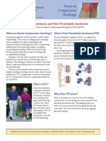 Focus on Compression Stockings Flyer