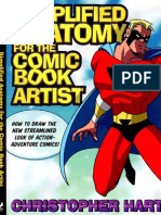 Christopher Hart - Simplified Anatomy for the Comic Book Artist