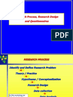 Research Process Etc
