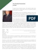 Los Consumidores, Los Fraudes Financieros y El Cuento de Los Burritos