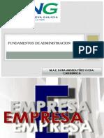 Unidad 2 Empresa-clasificacion y Recursos