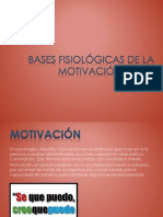 Bases Fiosilogicas de La Motivacion. - Copia