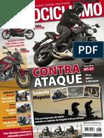 Motociclismo  Março (2014)