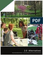 Jefferson National Expansion Memorial General Mangement Plan Redevelopment Alternatives