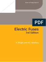 Electric Fuses Power Amp Energy