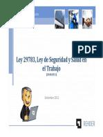 Ley 120911