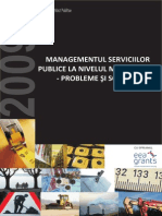 managementul servicilor publice