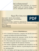 insurance sector