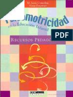Psicomotricidad en La Educacion Infantil