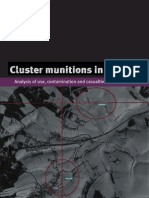 Cluster Munitions in Kosovo Lma