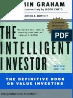 The Intelligent InvestorThe Intelligent Investor