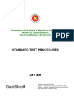 Standard Test Procedure RHD.bd