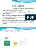 2 Fuel Supply Systems