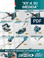 Makita - Kit a Su Medida 14