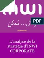 L'analyse de la stratégie d'INWI Co