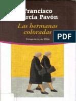 Las Hermanas Coloradas - Francisco Garcia Pavon