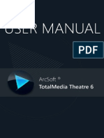 Totalmediatheatre6 Manual