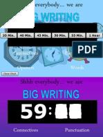 Big Write Timer
