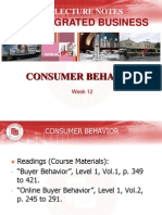 Consumer Behavior Duy