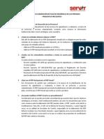 RPE Nº 041-2011-SERVIR-PE   PDP  PreguntasFrecuentes 2011-05-18