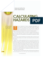 2005 p - Calculating Hazards