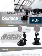 iSurface Catalogue