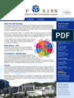 ISF Graduate Profile