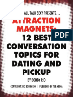 Your Attraction Magnets Report