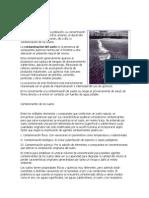 Contaminacion Del Suelo1