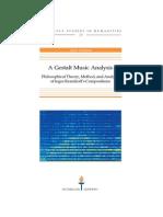 A Gestalt Analysis