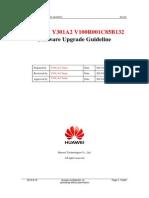 [Confidential] Huawei y301-A2 v100r001c85b132 Upgrade Guideline