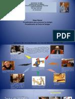 Mapa Mental Procedimiento Para Proveer Testigos y La Tacha de Testigos1