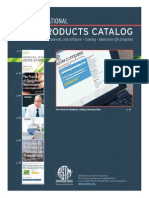 Products Catalog 2014