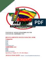Racha de Som Audio Meter1