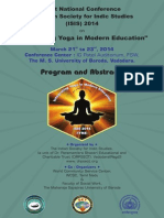 Integrating Yoga in Modern Education