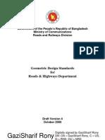 Geometric Design Standard RHD.bd