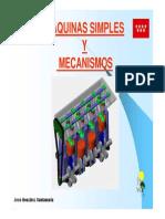 Maquinas y Mecanismos Simples y Avanzados