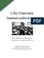 Roberto Massari - Che Guevara, pensamiento y política de la utopía