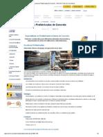 Escaleras Prefabricadas de Concreto - UNICON, Unión de Concreteras
