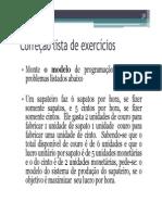 53296809 Resolucao Dos Modelos Lista de Exercicio PO