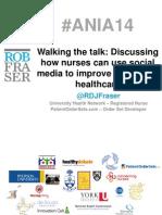 #ANIA14 Presentation