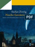 Stefan Zweig - Noche Fantastica