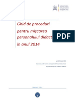 GHID MOBILITATE 2014