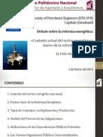 Presentación- DebateReformaEnergetica