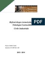 Referat despre termoizolatie la Tehologia Costructiilor(1).docx