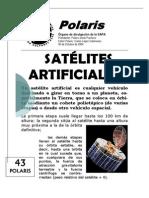 43 Satelites Artificiales