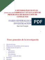 INVESTIGACION EN RESOLUCION DE CONFLICTOS.ppt